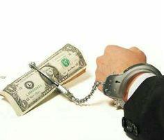 Geldslaaf wil ca$h afstaan