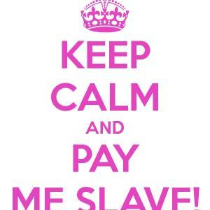 Geldslaven gezocht om de Prinses te verwennen